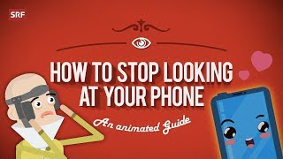 How To Stop Looking At Your Phone   Deville   SRF Comedy