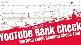 YouTube Rank Checker (Ranking Check from your Videos) YouTube SEO