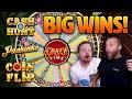 CRAZY TIME BIG WINS in Pachinko, Cash Hunt and Coin Flip (Bonus Games)