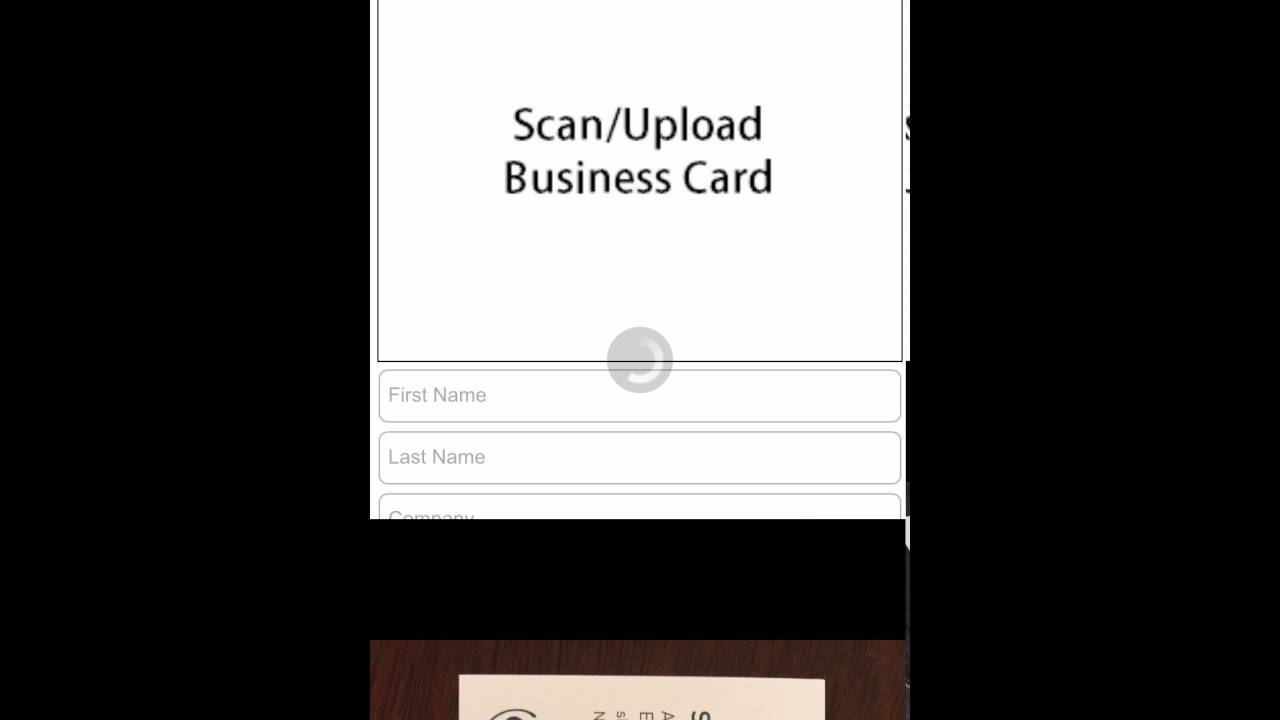Scan Business Cards Into Contacts | Best Business Cards