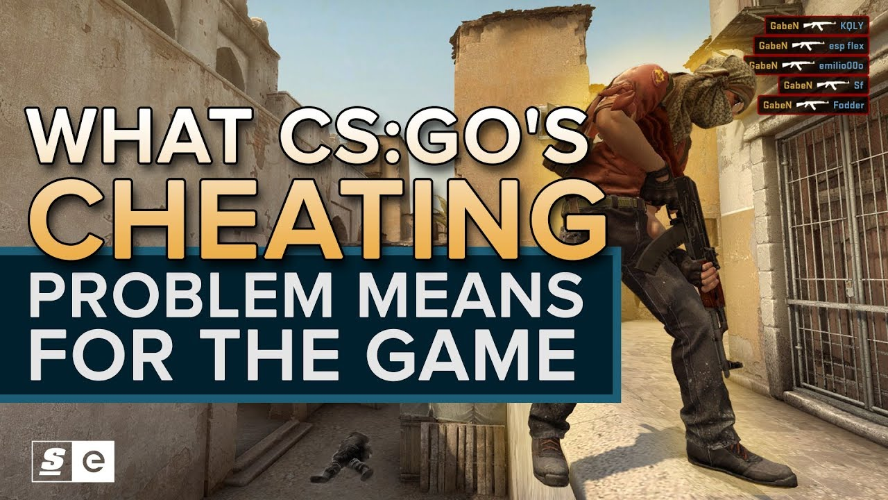 Cs go matchmaking full of cheaters