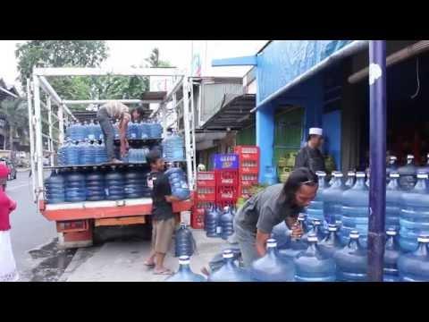 AQUA Danone Distributor Report
