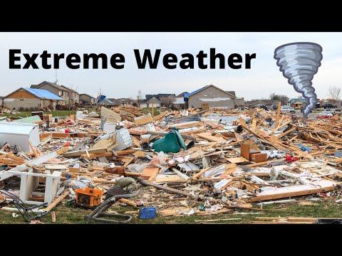 Extreme Weather-Tornado-Hurricane-Thunderstorm
