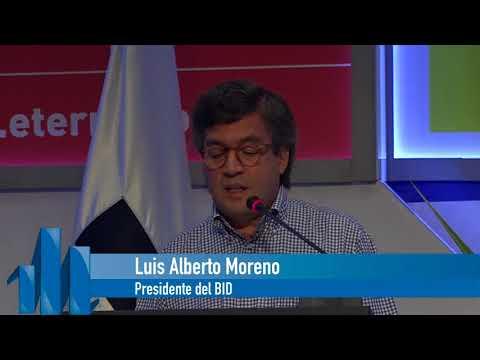 Luis Alberto Moreno (Presidente BID)- Congreso Colombiano de la Construcción 2017