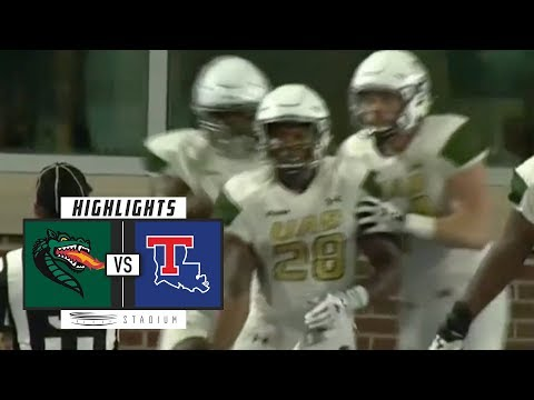 UAB vs. Louisiana Tech Football Highlights (2018) | Stadium