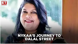 Journey Of Nykaa, India's Largest Omnichannel Beauty Destination
