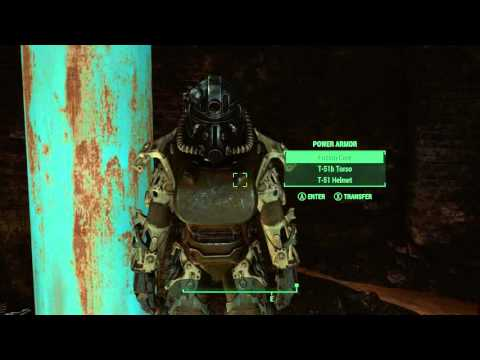 Fallout 4 How to Find your second Power Armor