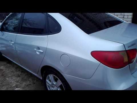 Ремонт стартера Hyundai Elantra HD/J4 1.6 GLS 2007г. Замена бендикса.Часть 1