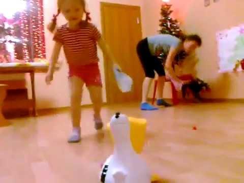 Игра озорной пеликан ouaps от ouaps
