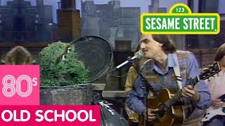 Sesame Street: Your Grouchy Face with James Taylor (Your Smiling Face Parody)