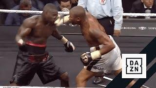Yuniel Dorticos DROPS Andrew Tabiti; Contender For KO Of The Year