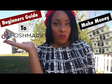 EASY MONEY💰 Beginner's Guide to Poshmark: Sell Your Clothes, Make Money!!!!!