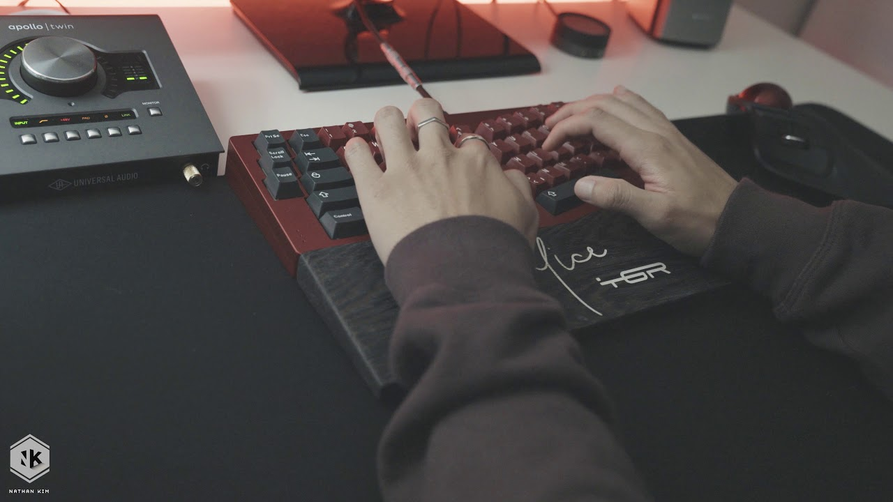 TGR Alice with lubed 55g Creams Typing Sounds
