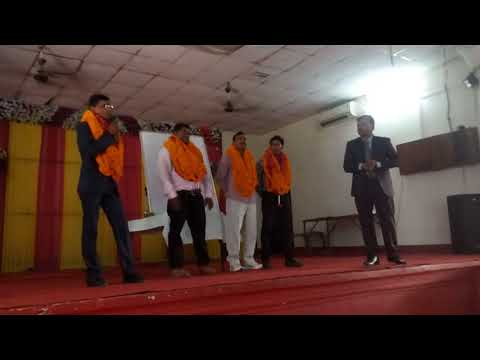 ATC Coin Today 15/10/2017 Success Seminar Allahabad || by ATC Coin Top Leaders