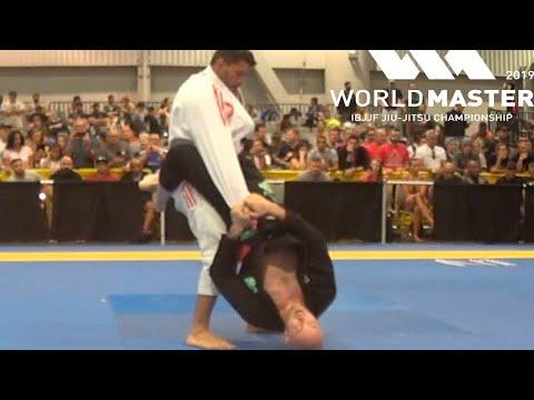 Roberto Alencar VS Tony Trammel / World Master 2019