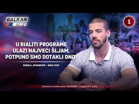 INTERVJU: Nixa Zizu - U rijaliti programe ulazi najveći šljam, potpuno smo dotakli dno! (5.8.2018)