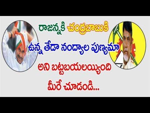 Difference Between Chandrababu's and YSR's Ruling | రాజన్నకి చంద్రబాబుకి ఉన్న తేడా | Janahitam TV