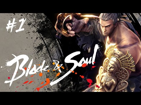 Blade & Soul Alpha – Kung Fu Master Gameplay / Leveling – Part 1 – 1080p