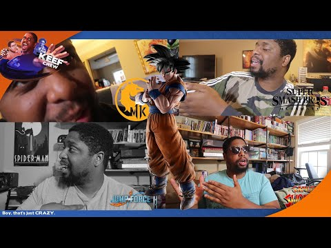 How FGC/SMASH Players Reacted To JUMPFORCE, Nominated For Best Fighting Game Of 2019!