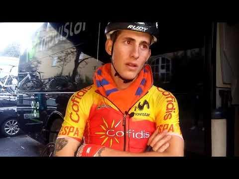 Impresiones de Ivan Garcia Cortina tras la prueba en linea