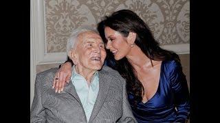Kirk Douglas Turns 102 — See His Daughter-in-Law Catherine Zeta-Jones' Moving Tribute - News today