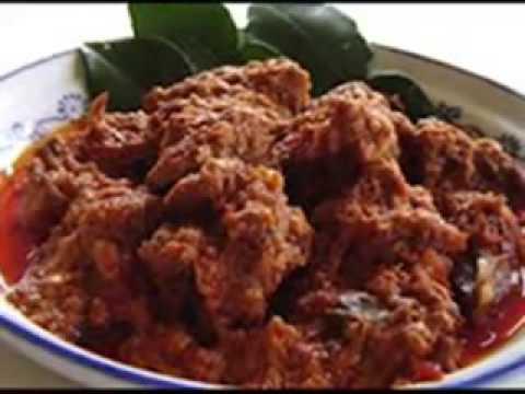 Hasil gambar untuk rendang ayam padang