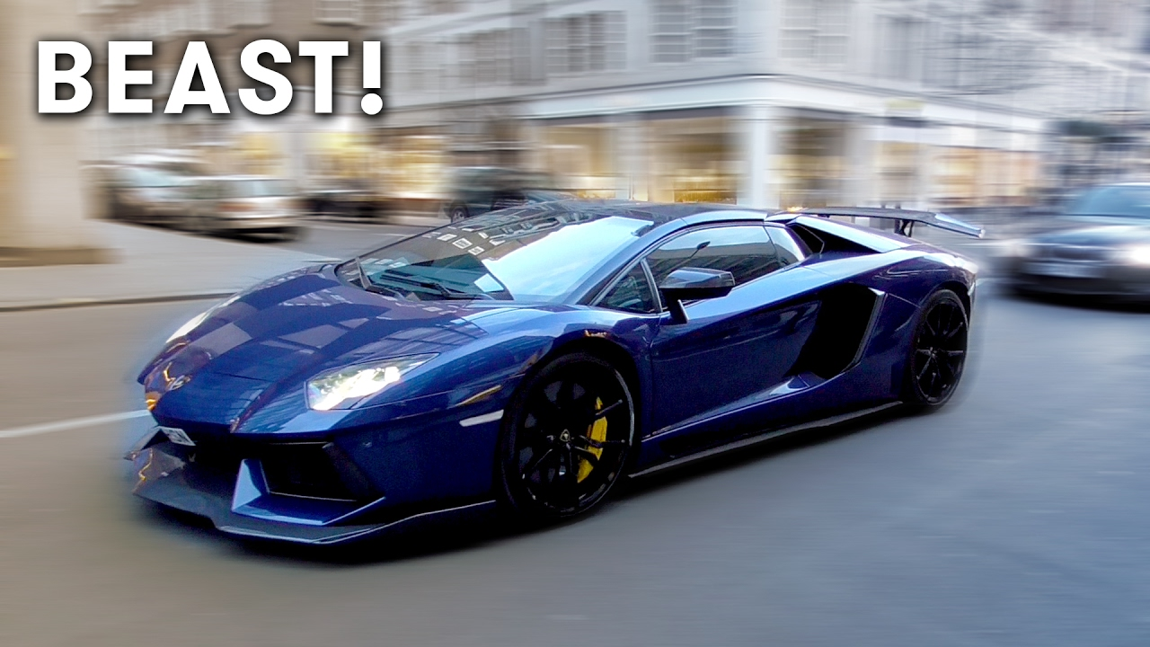 Supercars In London February Part Youtube