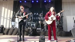 KALLE & IDA Live @ Lava Stage Hernesaaren Ranta, Helsinki June 14 2018