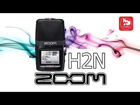 ZOOM H2N - портастудия, диктофон, USB микрофон, плеер и даже тюнер