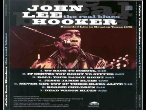 John Lee Hooker - The Real Blues (Full Album)