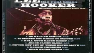 Download John Lee Hooker - The Real Blues (Full Album)