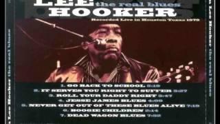 John Lee Hooker - The Real Blues (Full Album)