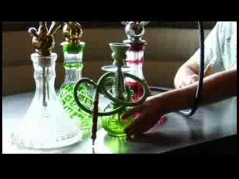 Hookah Smoking : Buying a Hookah