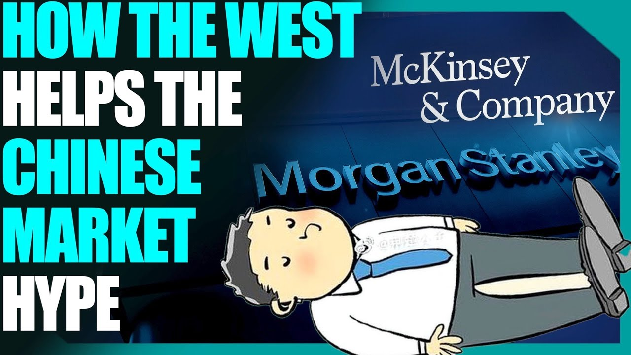 The West's costly China misconception (3): the Chinese market potential