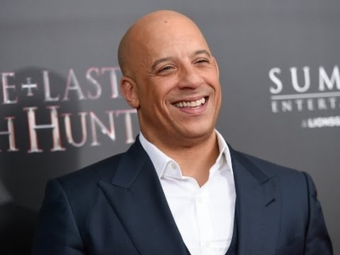 Vin Diesel Is 'The Last Witch Hunter'