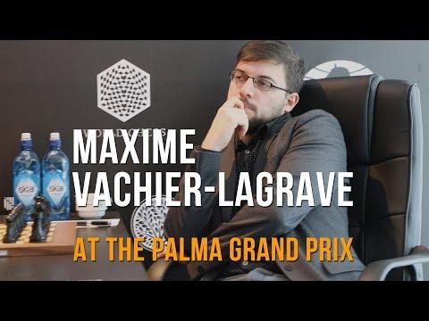 Palma Grand Prix: Maxime Vachier-Lagrave