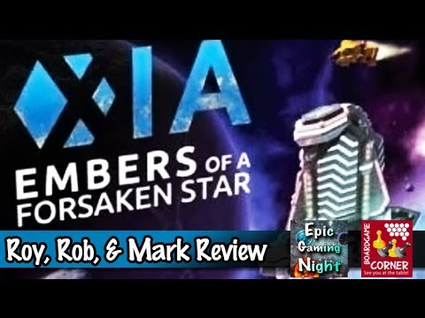 Xia: Embers of a Forsaken Star Review with Rob, Roy, & Mark