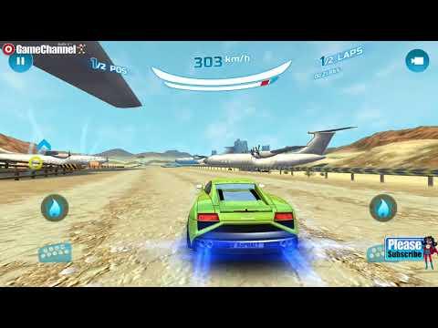 Asphalt Nitro / Speed Car Racing Games / Android Gameplay Video #3