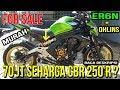 Kawasaki Er6N [FOR SALE] Harga Special Seharga Honda CBR 250rr