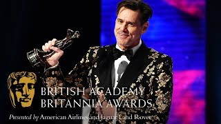 Download Jim Carrey acceptance speech at the Britannia Awards Mp3 and Videos