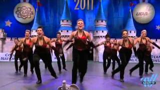 UDA College Nationals 2011: California State University Fullerton Div I Jazz 1st place