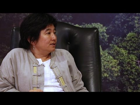 Forests Asia 2014: Stephen Leonard & Joan Carling on indigenous peoples engagement with forestry