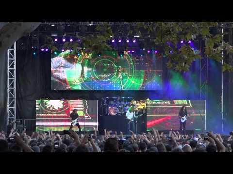 Megadeth Hangar 18 Aftershock Festival 2013