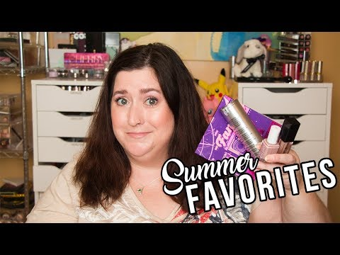 SUMMER FAVORITES | Makeup & Skin Care thumbnail
