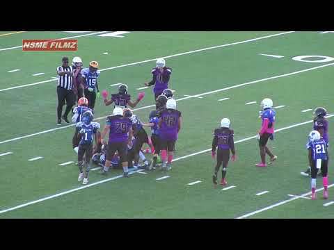 Ravens vs Dallas Lions Elite