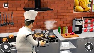 Кулинарные шпионы Еда Симулятор Игры для Android   Виртуальные игры повара screenshot 4