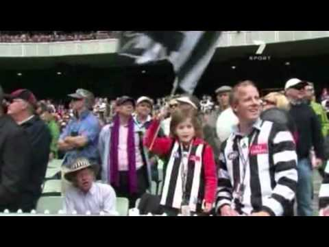 Collingwood Football Club Theme Song MSO