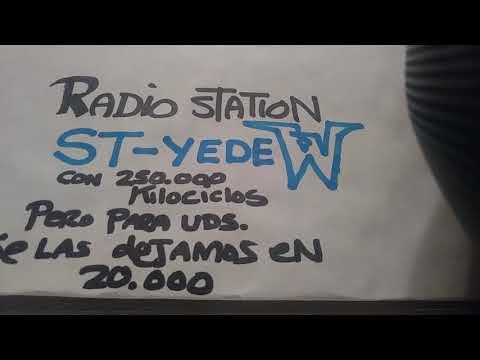 Mendezfocus on RADIO DIFUSORA ST-YEDE RADIO UNIVERSAL desde naples fl 2008