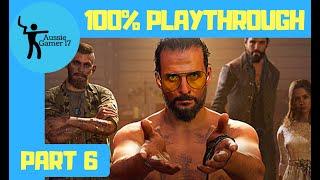 Far Cry 5 100% Playthrough Part 6