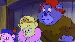 ♥♥♥ Gummi Bears Season 6 E 10 Once More The Crimson Avenger ♥♥♥